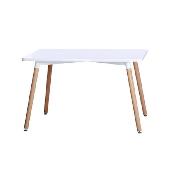 Sean dix eetkamer tafel copine wit glossy design eetkamer tafel - Decoratie tafel eetkamer ...