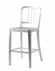 Philippe Starck Navy Bar Stool barstol