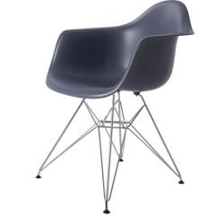 Charles Eames,spisestue stol DD DAR trukket