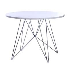 eetkamer tafel CTR logo