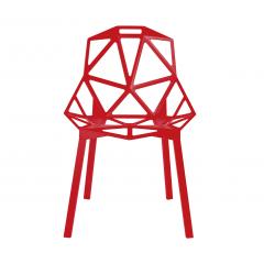 Konstantin Grcic style spisebordsstol En stol  logo