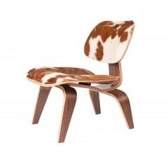 lounge stoel LCW pony-huid logo