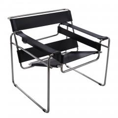 lounge stoel Wassily stijl logo