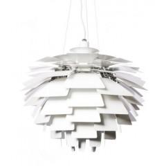 pendentif  Artichaut lampe 72cm logo