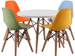 Charles Eames CTW Kindertisch