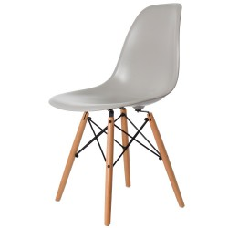 Eames DSW ABS Light Grey