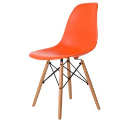 Eames DSW PP Orange