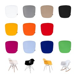 Eames DA Cushion Swatches
