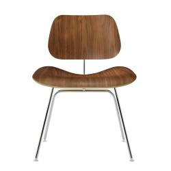 eames dining chair DCM walnut