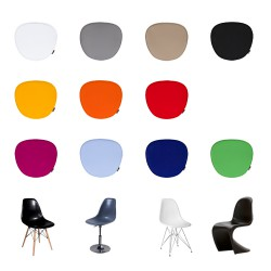 Eames DS Cushion Swatches