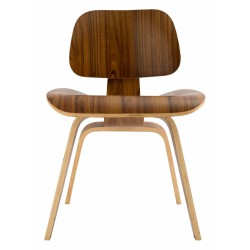 Eames dining chair DCW front