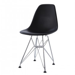 Eames children chair DSR Junior black