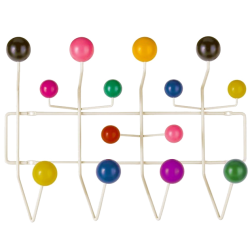 Charles Eames Hang it all Wirbel