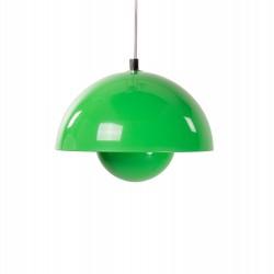 Verner Panton Flowerpot pendant green