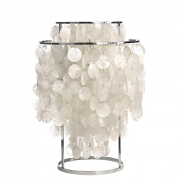 Verner Panton Shell Table Lamp