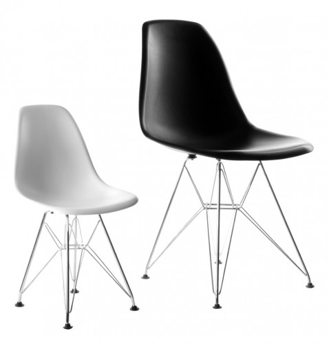 Eames DSR junior white