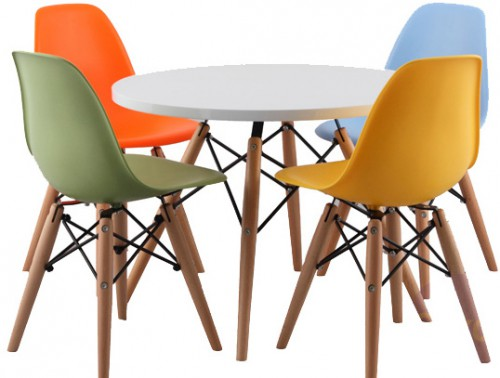 Charles Eames CTW kindertafel