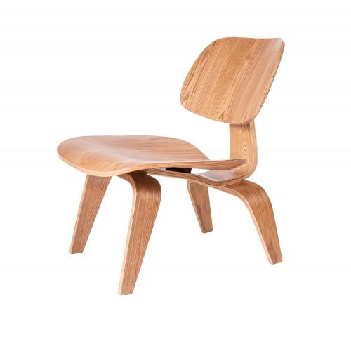 Eames lounge chair LCW ash