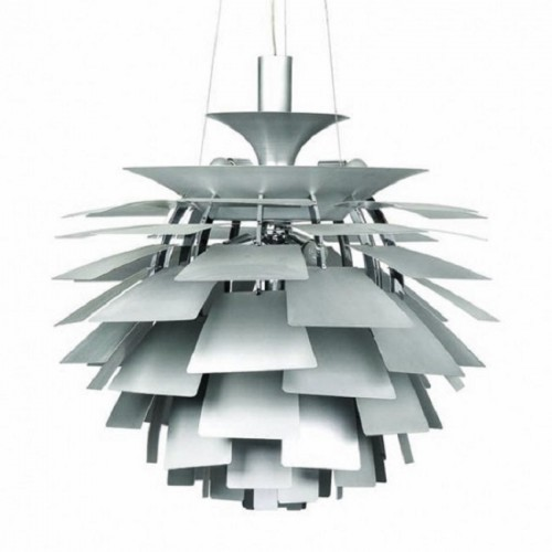 Poul Henningsen Artisjokk lampe anheng lys