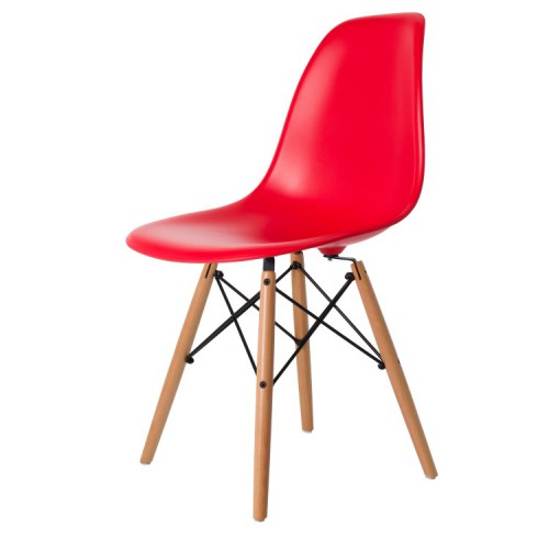 Eames DSW PP Red