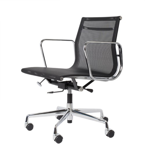 Eames officechair EA117 mesh black