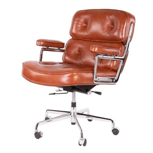 Eames officechair ES104 leather antique