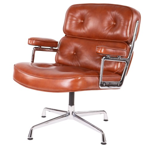 Eames conference chair ES108 leather antique
