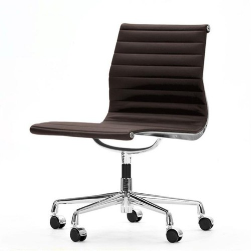 Eames EA105 leather brown