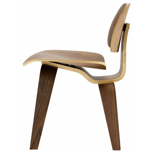 Eames dining chair DCW side