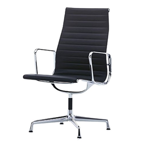 Eames EA109 leather black