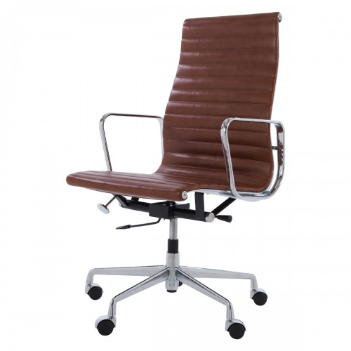 Eames Officechair EA119 leather antique