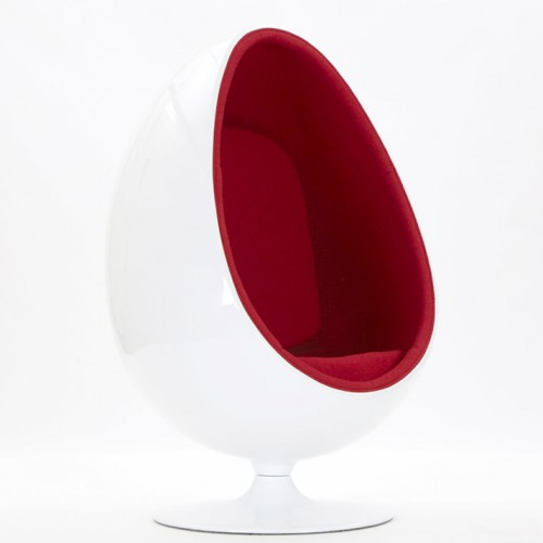 Eero Aarnio Egg pod chair lounge stoel
