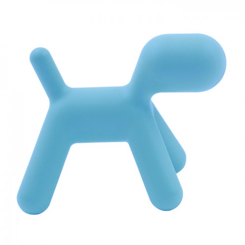 Eero Aarnio Puppy children chair blue