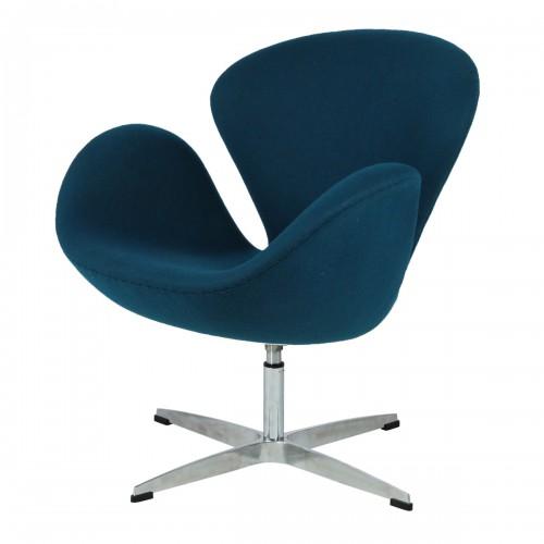 Jacobsen Swan chair darkblue 21