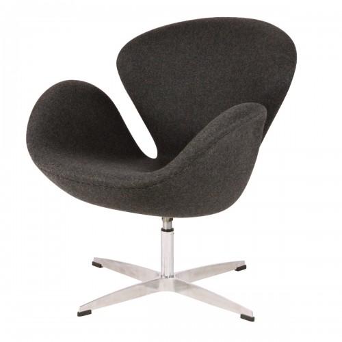 Jacobsen Swan chair grey 30