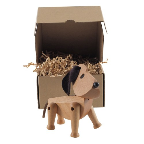 Dominidesign Puppy Houten pop