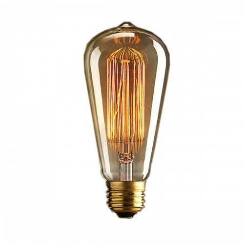 Edison Retro Glass Filament Gloeilamp