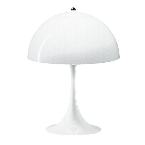 Verner Panton Panthella table lamp white