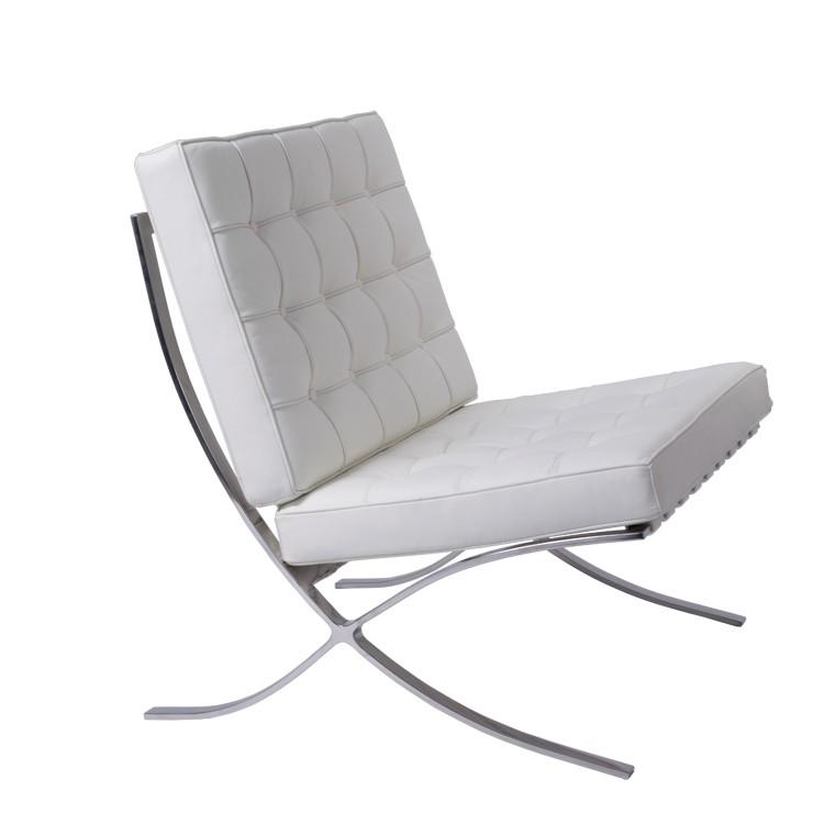Rohe Lounge Chair Barcelona Pavillion Chair Design