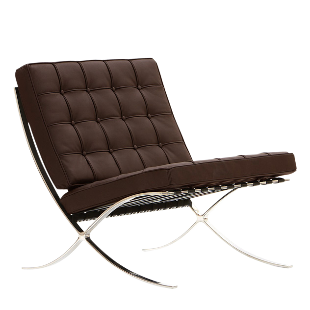 Rohe Lounge Chair Barcelona Pavillion Chair Design