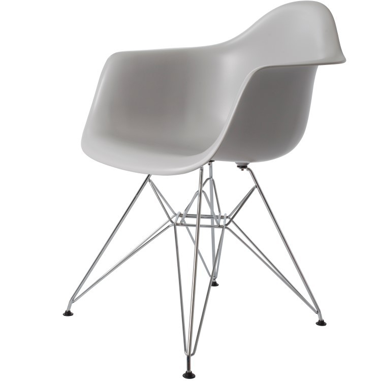 Charles eames eetkamerstoel dar mat design eetkamerstoel for Ray eames stoelen