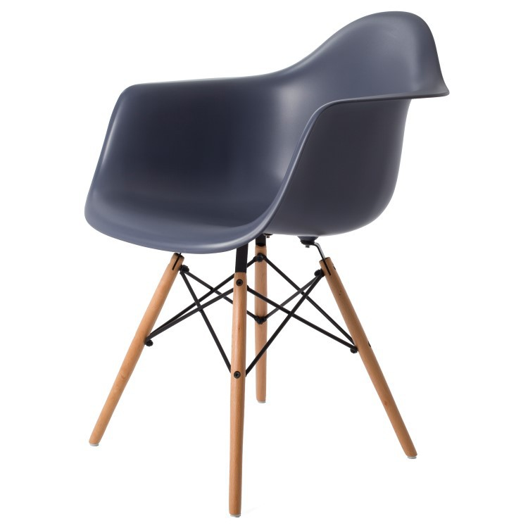 ... Eames DAW PP Dark Grey ...