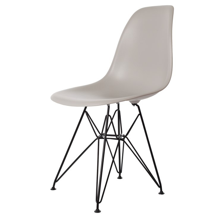 Charles eames matsal stol dsr svart bas matta design for Vitra replica shop