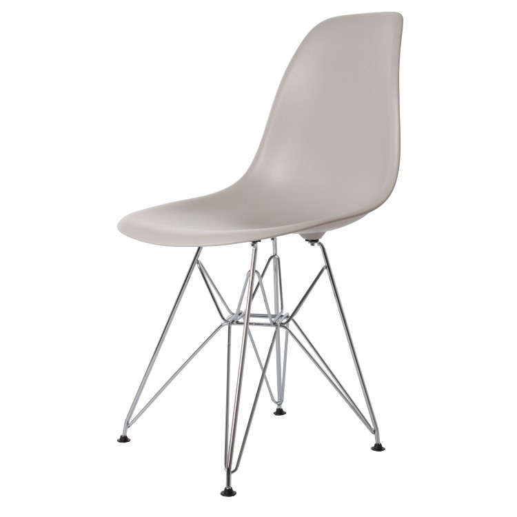 Eames Plastic Side Chair Dsr charles eames dining chair dsr matte design dining chair