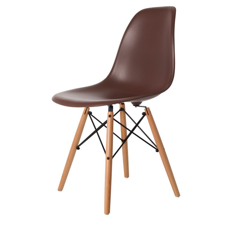 eames eiffel wood base dining chair wiki reproduction