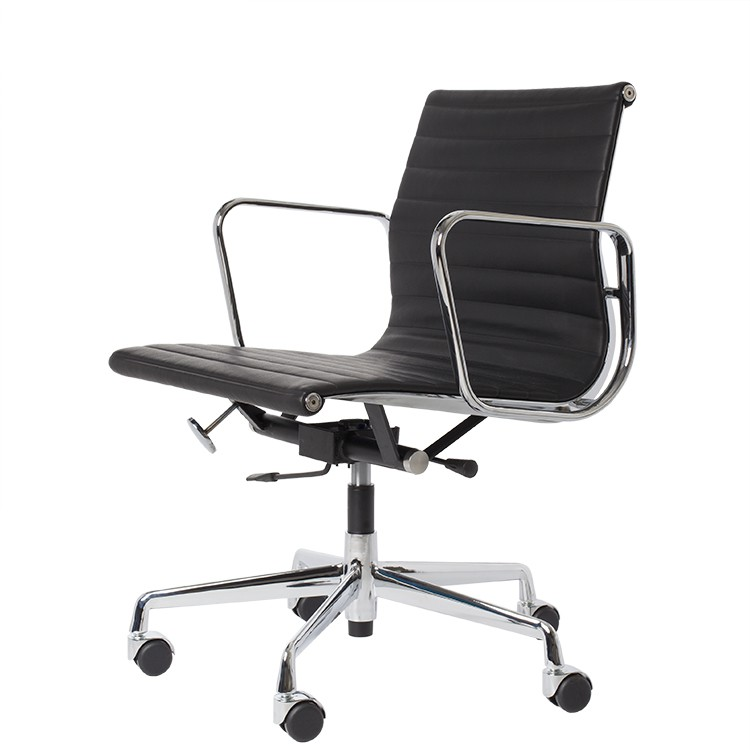 eames office chair repair style medium back white metro