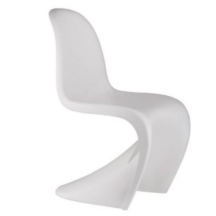 Sedia Design Verner Panton.Verner Panton Dining Chair Panton S Seat Design Dining Chair