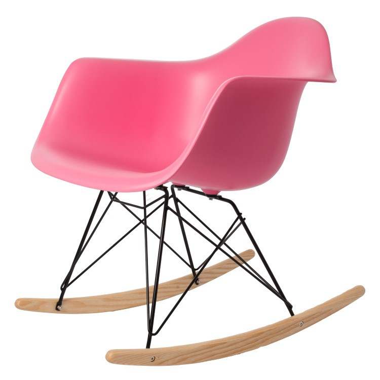 rocking chair eames upholstered review replica singapore
