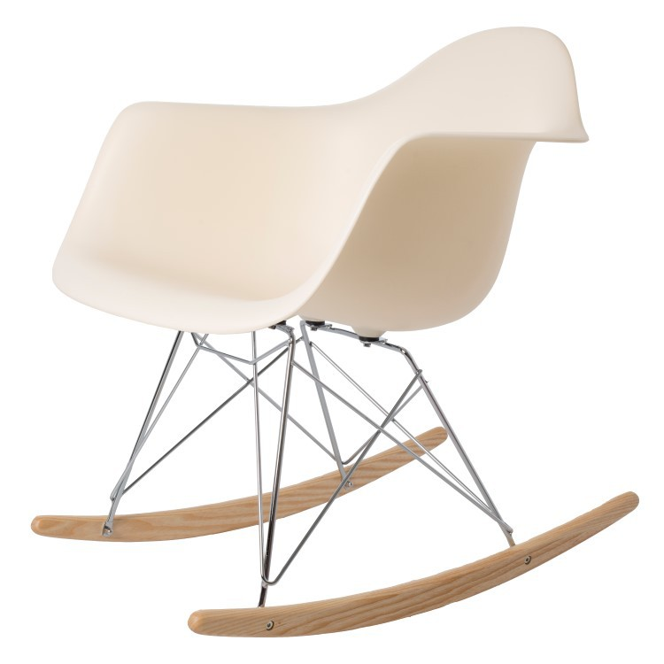 eames rocking chair base original pad