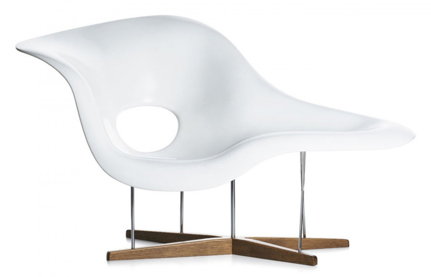 Charles eames lounge chair la chaise chair design lounge for Design eames